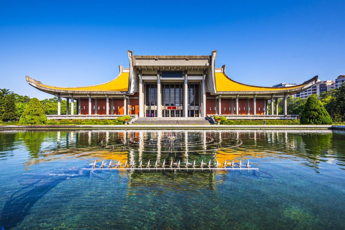 Sun Yat-sen Memorial Hall 國父紀念館2