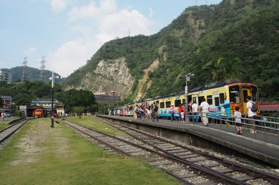 台湾交通情報:台湾観光鉄道・集集線