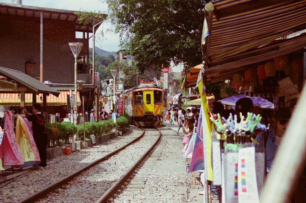台湾交通情報:台湾観光鉄道・平渓線